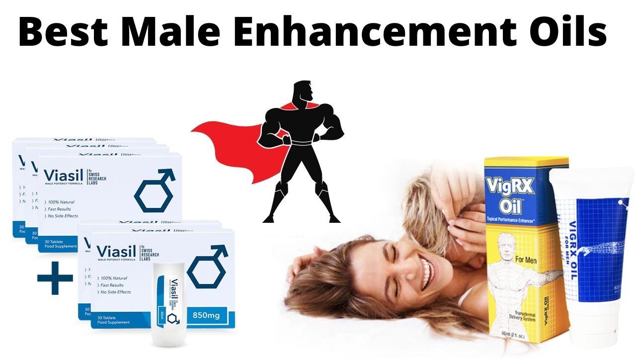 Best Male Enhancement Oils