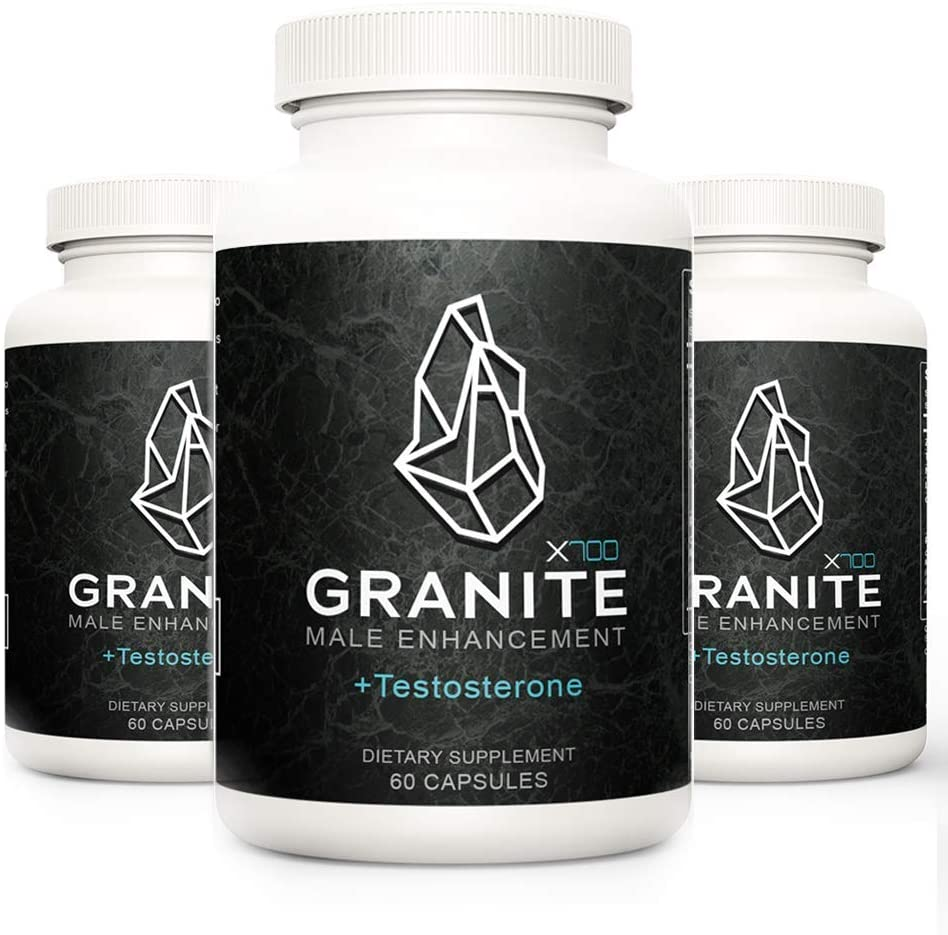 Dr. Oz Granite Male Enlargement