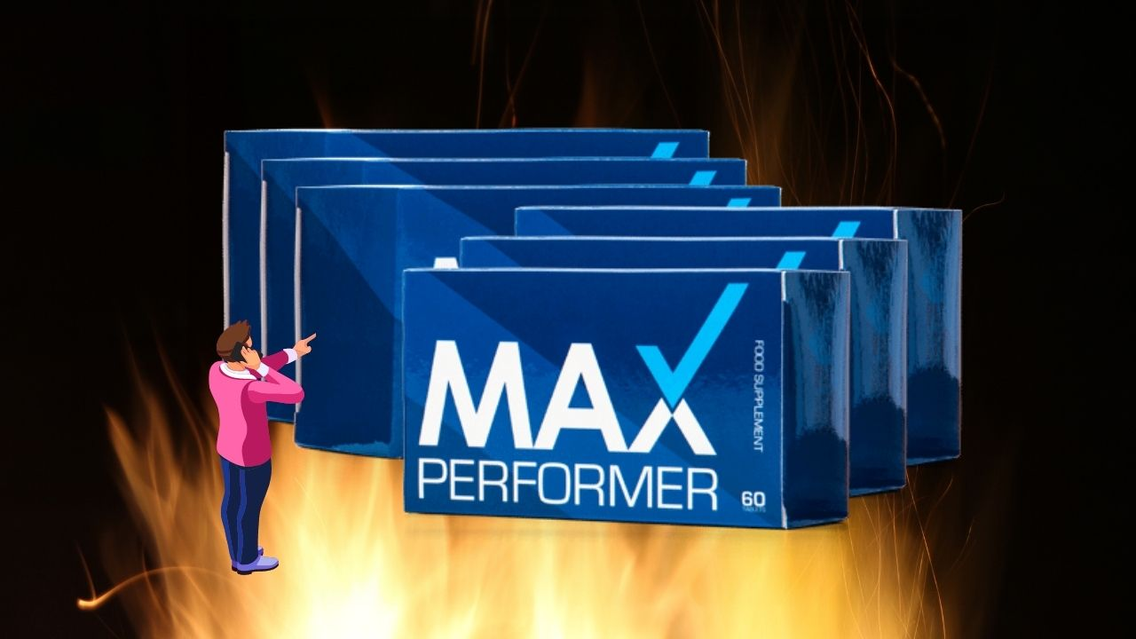 Where to Buy Max Performer