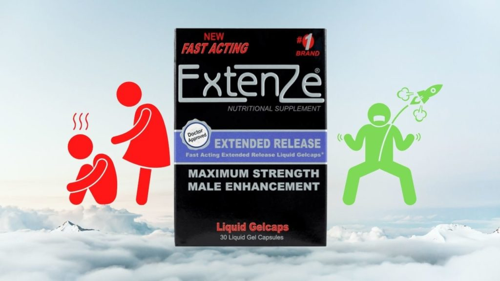 ExtenZe Before and After