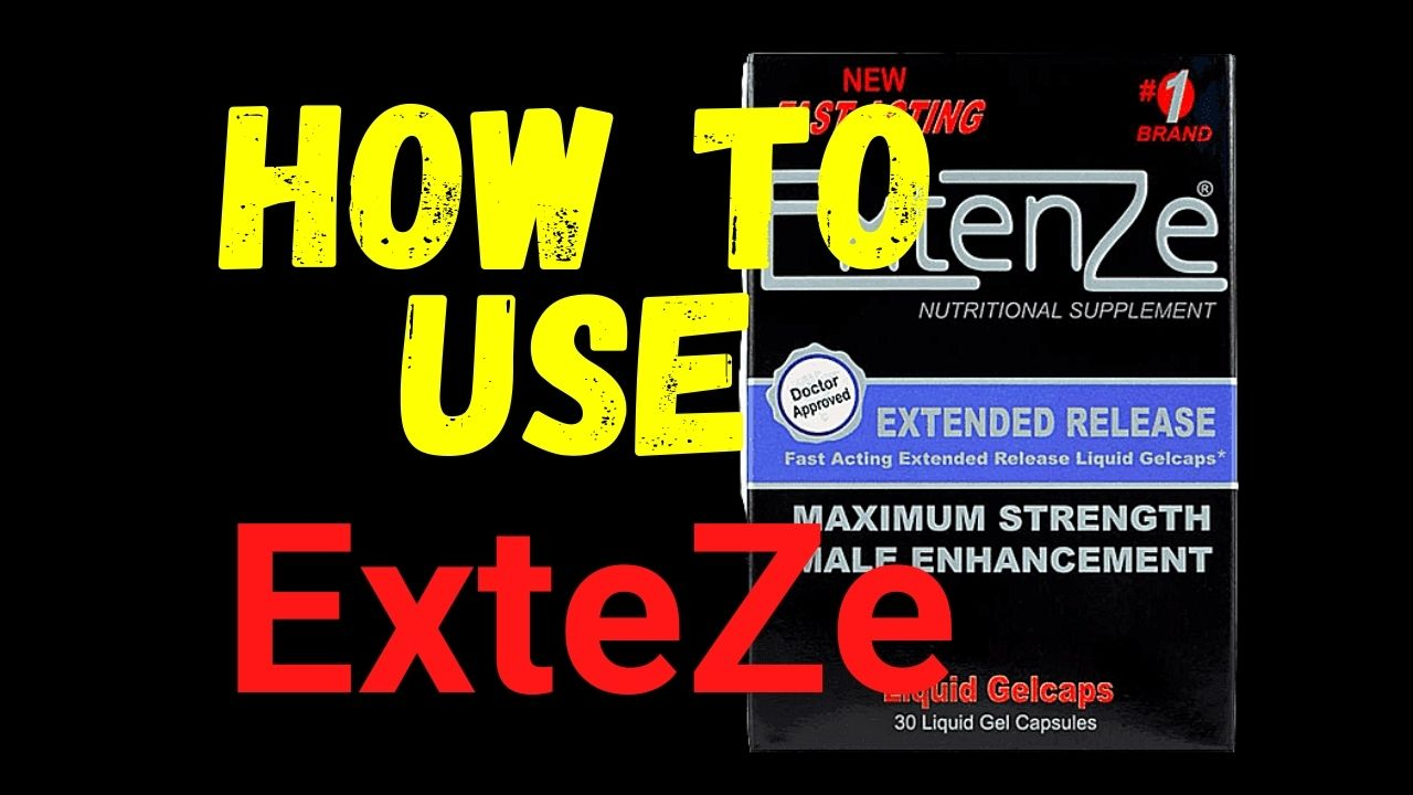 How To Use ExtenZe