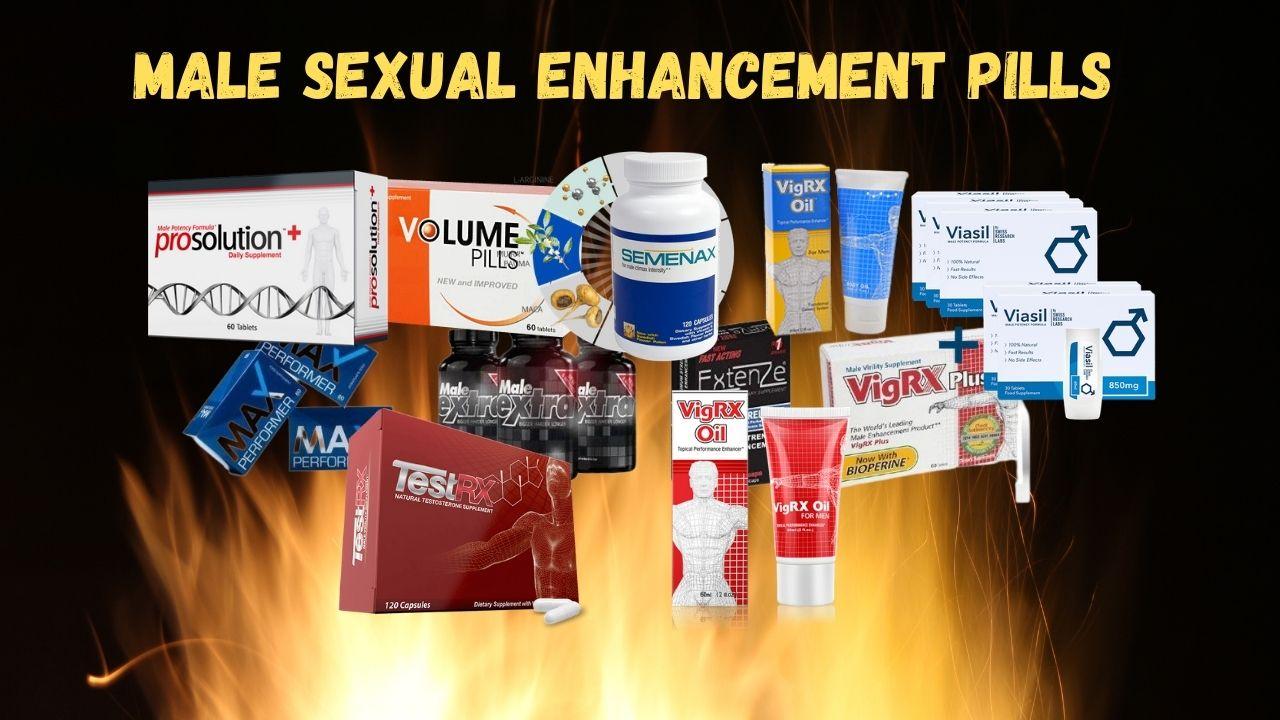 Male Sexual Enhancement Pills