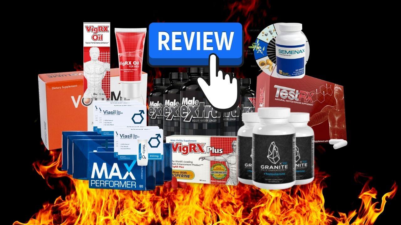 Reviews On Male Enhancement Pills