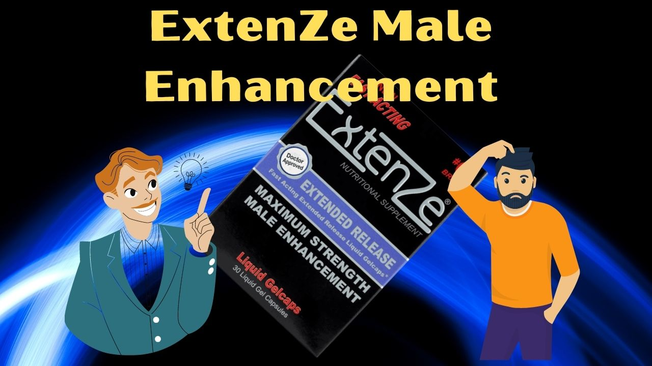 ExtenZe Male Enhancement