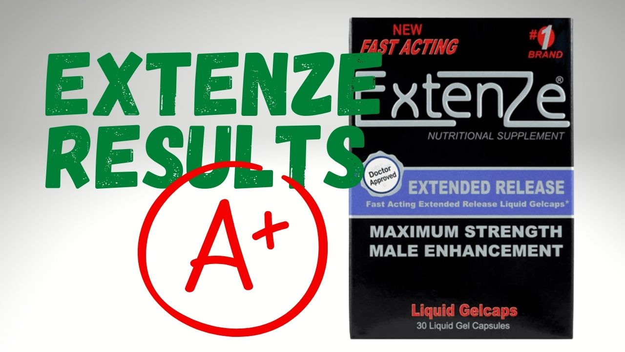 ExtenZe Results