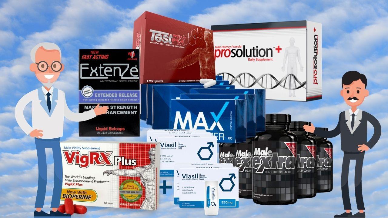 The Best Male Enhancement Pills